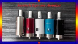 Wholesale Joy etech eGo ONE Atomizer Replacement ml ohm Clearomizer Tank Fit EGo One Kit ego AIO Kit Wismec RX200
