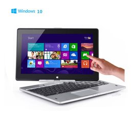Wholesale High end notebook Inch Ultrabook Wind10 PRO laptop notebook PC cpu Intel GB RAM GB HDD SSD Russian Keyboard Spanish vs surface pro