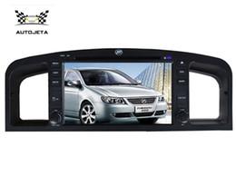 Promotion tuner audio vidéo 4UI combiné dans un système lecteur DVD de voiture pour Lifan liffan 620 / Solano BLUETOOTH GPS navi SWC radio audio vidéo stéréo
