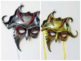 Cheap Wholesale octopus shape mask mask mask Halloween party mask performance props
