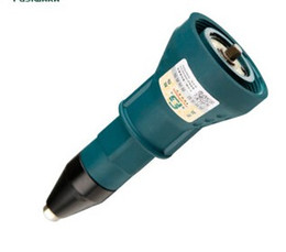 Japan Fujiwara Electric rivet gun riveting tool Nail gun riveting Drill Adaptor riveter Insert nail tool 3.2-4.0-4.8mm T03024