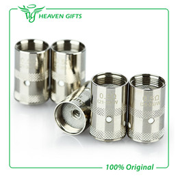 Wholesale VapeOnly Aura Mini Luft Coil Stainless Steel Replacement Atomizer Head for Aura Mini Starter Kit ECigs ohm ohm Availiable