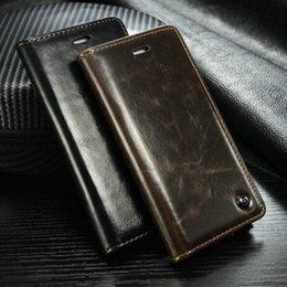 Shayn pour le cas de galaxie S7 Le portefeuille luxueux de cas de support de carte d'investissement soutient la couverture pour la galaxie S7 G9300 de Samsung avec la fonction de support pour l'iphone 6 à partir de le soutien à l'importation fabricateur
