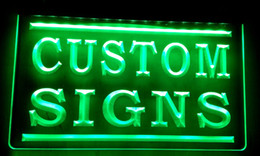 Wholesale LS002 g Colors to Chooose Custom Signs Neon Signs led signs Design your own light with your Logo Text jpg