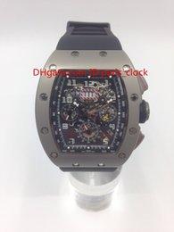 Wholesale 2016 new pattern LUXURY WATCHES Fashion Watch NEW Full feature Black men s Wristwatch Automatic Mechanics rubber strap
