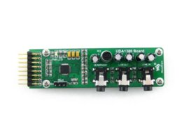 Wholesale UDA1380 Board Stereo MD CD Mp3 Audio Voice Module Coder Decoder Development Module Kit i2s interface