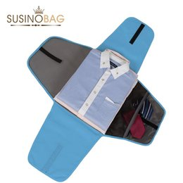 Luggage Travel Gear Garment Folder Business Shirt Packing Organizers Travel Accessories For Business Travel Organizer For Ties