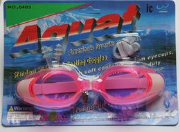 Wholesale Antifog Waterproof Swimming Goggles Children Kids Boys Girls Diving Glasses with Earplug Nose Clip Prescription Goggles Best Swim Goggles