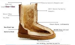 Wholesale 2016 High Quality Women s Classic tall Boots Womens boots Boot Snow boots Winter boots leather boots boot US SIZE