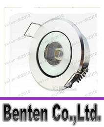 Wholesale newest high power LED mini round circle Recessed Ceiling Down light W LED cabinet lamp white aluminum LLFA193