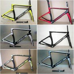 Wholesale 21 colors k k cipollini NK1K RB1000 full carbon road Bike frame set with BB30 BB68 converter