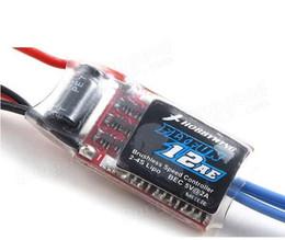 Controlador de modo de 2A / 5V lineal BEC Hobbywing FlyFun 12A Brushless ESC velocidad Para el modelo de RC desde controlador lineal fabricantes
