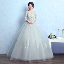 100%real light silver grey flower beading embroidery court gown medieval dress Renaissance queen Victoria dress ball gown Belle Ball