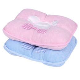 Wholesale New Fashion Pillow for Baby Girl Boy Cute and Soft Pillow for Infant and Toddler Girls