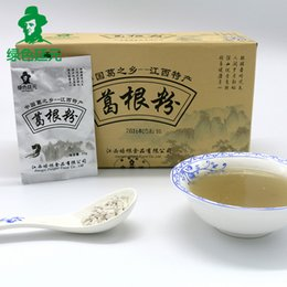 Wholesale 400g Top Grade Purely Natural Organic Kudzu root powder tea arrowroot puerarin powder Kudzuvine Root Extract Herbal Tea slimming tea Free Sh