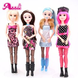 Wholesale Abbie Doll New Fashion Girls High Quality M High School Toy Girl s Gift Personality Birthday Children Doy Classic Toys