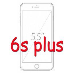 Wholesale 2017 Best Christmas Gift Brand New i6s s plus Phone Unlock Smart Mobile phones s G RAM GB ROM Original Logo
