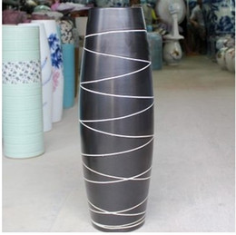 jarrones grandes blancos en ventajarrn cermico de porcelana de cermica moderna decoracin del piso