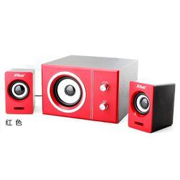 Wholesale Genuine technology extension computer sound USB bass speaker channel bass sound small speaker