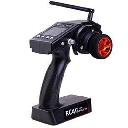 Wholesale Radiolink RC4G Transmitter Receiver Pistol Grip Radio Ghz Remote Control with Channels More Than meters for RC Car Boat