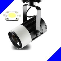 24W 30W COB LED Track light AC85V-265V Rail spot lighting Lamparas Clothing store lights LED lamp Free shipping