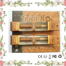 Wholesale Newest Disposable Cigar Puffs Pen Electronic Cigarette Kit E Cigars E Cig Vapor Better Than E Shisha Hookah sticks flavors