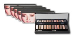 Wholesale OEM Genuine GROOVE smoky eye shadow makeup bare earth colors color eye shadow Makeup Palette ensemble