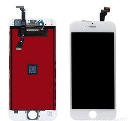 Wholesale Grand AAA iphone lcd screen iphone6 lcd screen top glass frame lcd iphone iphone tianma