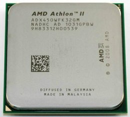 Wholesale Original For AMD Athlon II X3 processor GHz MB L2 Cache Socket AM3 Triple Core scattered pieces cp working