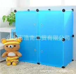 Wholesale Supply DIY Variety creative magic film storage cabinets free combination frame