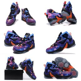 Wholesale With Shoes Box High Quality Lebron XIII Elite k Point Club Multicolor MIAMI James Men s Basketball Sport Shoes Hot Sale