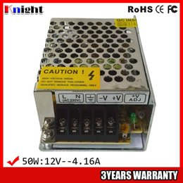 wholesale 50W 4A Power supply for led strip light AC90-265V input voltage,12v led flexible strip power supply 50w
