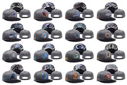 Wholesale American Football Snapbacks All Team Ball Cap Fashion Hip Hop Hats Sports Hat Flat Cap Women Men Summer Beach Caps Sun Hats Bucket