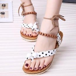 Bohemia Sandal Thong With Flat Roman Sandals Flat thong sandals of Rome