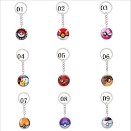 Wholesale 2016 new Poke Go Poke Baby poke Pikachu much money selling product key chain