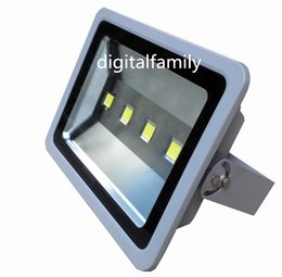 Wholesale 200W Outdoor LED Flood Light W HPS Bulb Equivalent Lumens Cool white K Waterproof Wall Pole Mounted Lamps