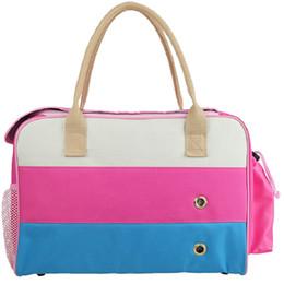 Excursion sling bag Professional pet dog tote breathable case Hot sale Outdoor sport picnic shoulder pouch