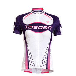 Tasdan Cycling Wear Cycling Clothes Women's Cycling Jersey Short Sleeve Women Cycling Jerseys Clothes Bicycle Tops Racing Wear