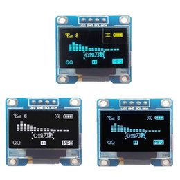 Wholesale 0 quot SSD1306 I2C IIC SPI Serial X64 OLED LCD LED Display Module for Arduino DBP_43M