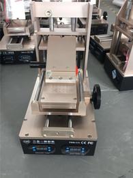 TBK-318 3 in 1 Glue Removing Machine Vacuum LCD Screen Separator + Preheater +OCA Glue Polarizer Remover Cell Phone Refurbish Machine