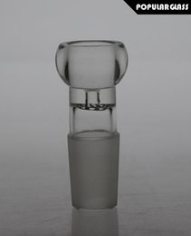 Wholesale Free sipping normal male Glass Bowl For Bongs Tobacco Bowls For Smoking Pipe Herb Bowl mm and mm PG068