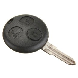 Wholesale 3 Button MHz Remote Key Fob Chip Blade For Smart Fortwo Forfour City Roadster car