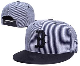 New Caps 2016 Baseball Snapback Caps White Stripe Hats Mix Match Order All Caps in stock Top Quality Hat