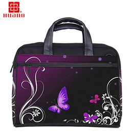Wholesale 2016 holiday canvas traveling laptop bag sleeve quot quot quot notebook bag for Apple Dell HP Thinkpad Lenovo Asus Acer Women man