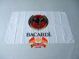 Wholesale Bacardi Banner Flag Bacardi CM polyester banner