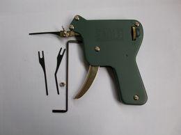 high quality EAGLE multifunctional manual lock Pick Gun unlock tool set locksmith tool pick up paper box