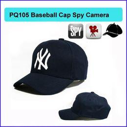 16GB Cap Hat Spy Camera Baseball Cap Hat hidden Candid Camera Video Camcorder With Remote Control Outdoor Mini DVR Video Recorder