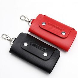 Wholesale Newly key case key holders key bag fashion bag key bag woman key case pu key holers man key bag