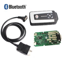 Wholesale New Bluetooth Version WoW Snooper CDP Single PCB Wurth WoW Keygen Auto USB Diagnostic Tool TCS CDP Pro for Cars Trucks