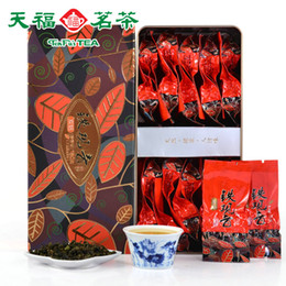 Wholesale Chinese Oolong Tea TenFu tea Anxi origin fragrance Tikuanyin tea g Charcoal baking Tieguanyin The exquisite boxes